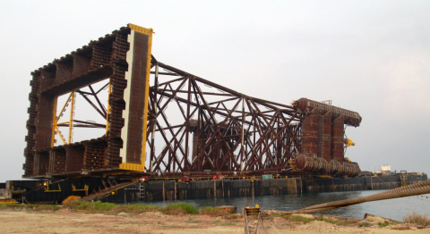 McDermott RSS Loadout for Ichthys