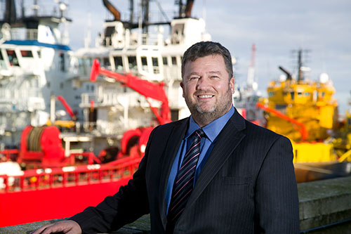 14Roddy James Chief Operating Officer N Sea