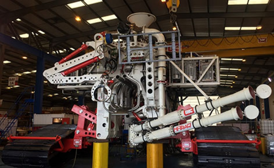Royal IHC's Subsea Trencher System 'Game-Changing' for Offshore Energy