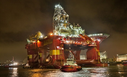 Damen Verolme Rotterdam Wins Refit Contract for Drilling Rig Stena Don