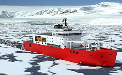 Damen Marine Components to Supply Chilean Navy for ANTARCTIC I Project