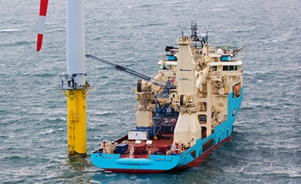 Ampelmann Wins 5 New Offshore Wind Contracts in North Sea