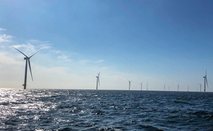 First Electricity from Arkona Offshore Windfarm