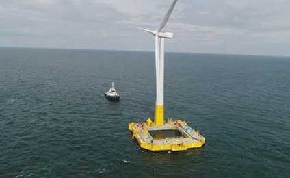 Harnessing the Wind at Sea