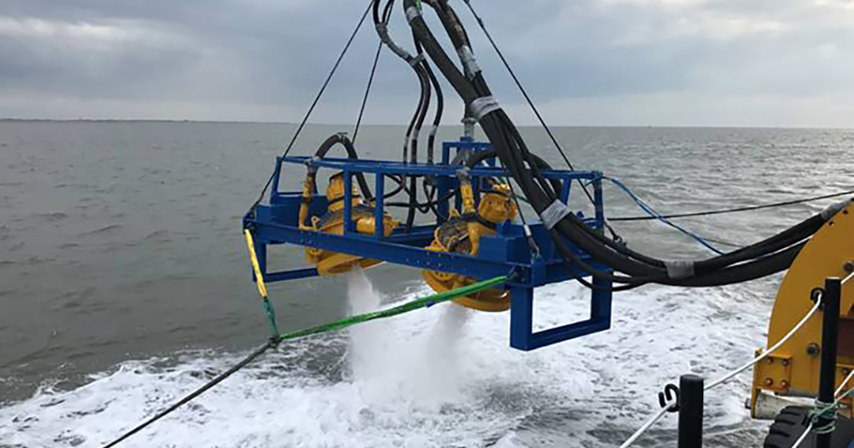 James Fisher Ocean Team Completes South China Project