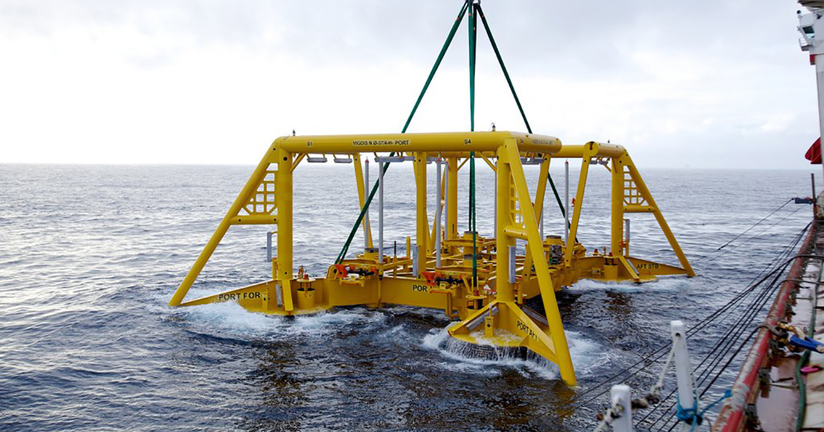 Equinor and Partners Investing in Vigdis Boosting Station