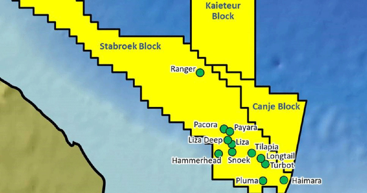 ExxonMobil Makes 13th Oil Discovery Offshore Guyana