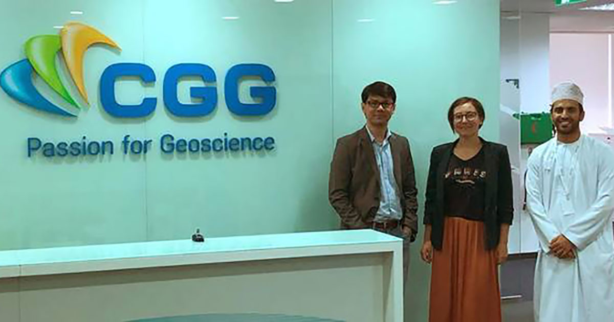 CGG Contracted by ADNOC for World's Largest OBN Seismic Project