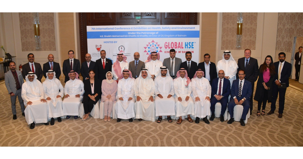 The Global HSE Conference 2019 to be Held in the Kingdom of Bahrain