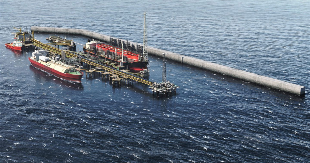 BP Awards Contracts for Tortue Ahmeyim Natural Gas Project