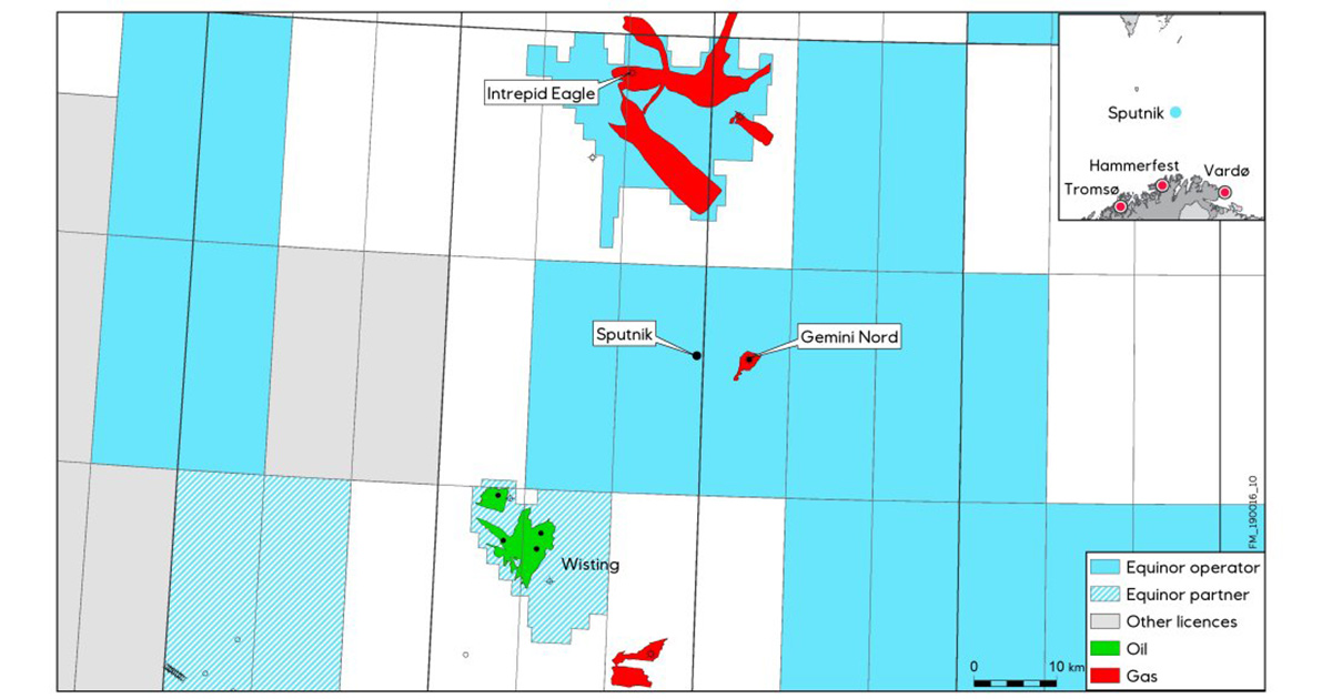 Equinor and Partners Make Oil Discovery in the Barents Sea
