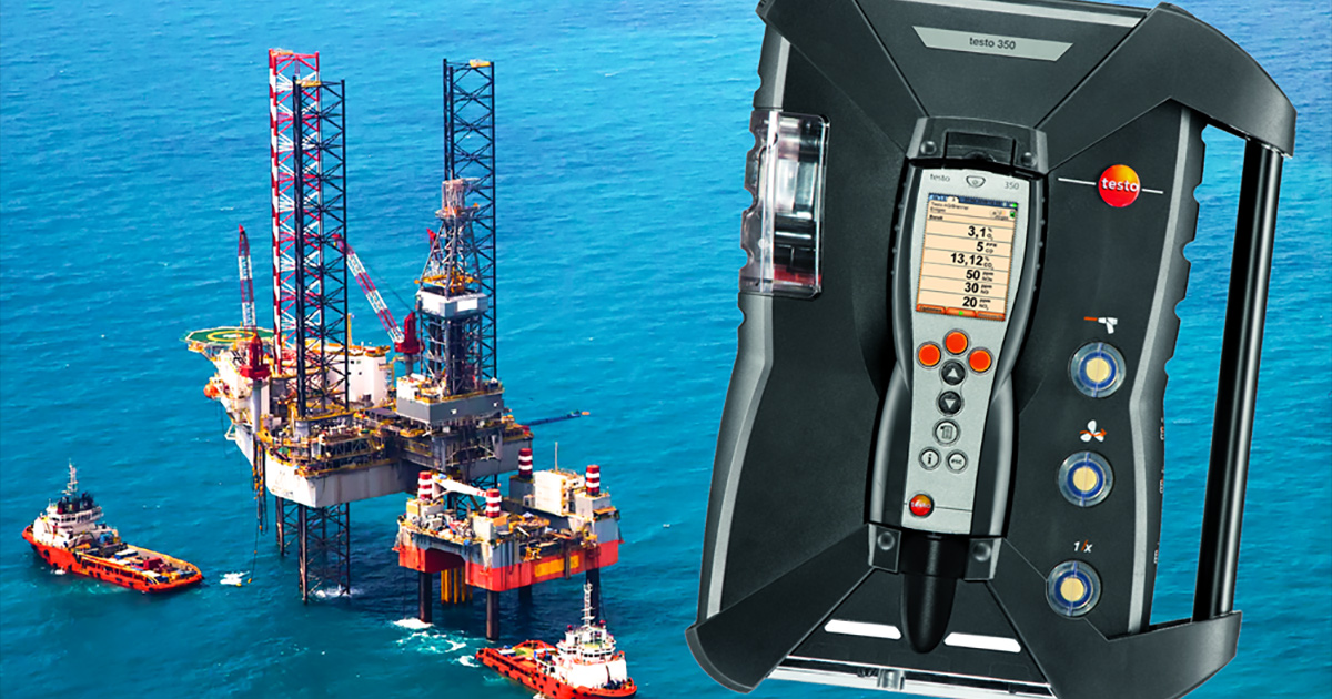 Portable Analyzer is Certified for Marine Emissions Monitoring