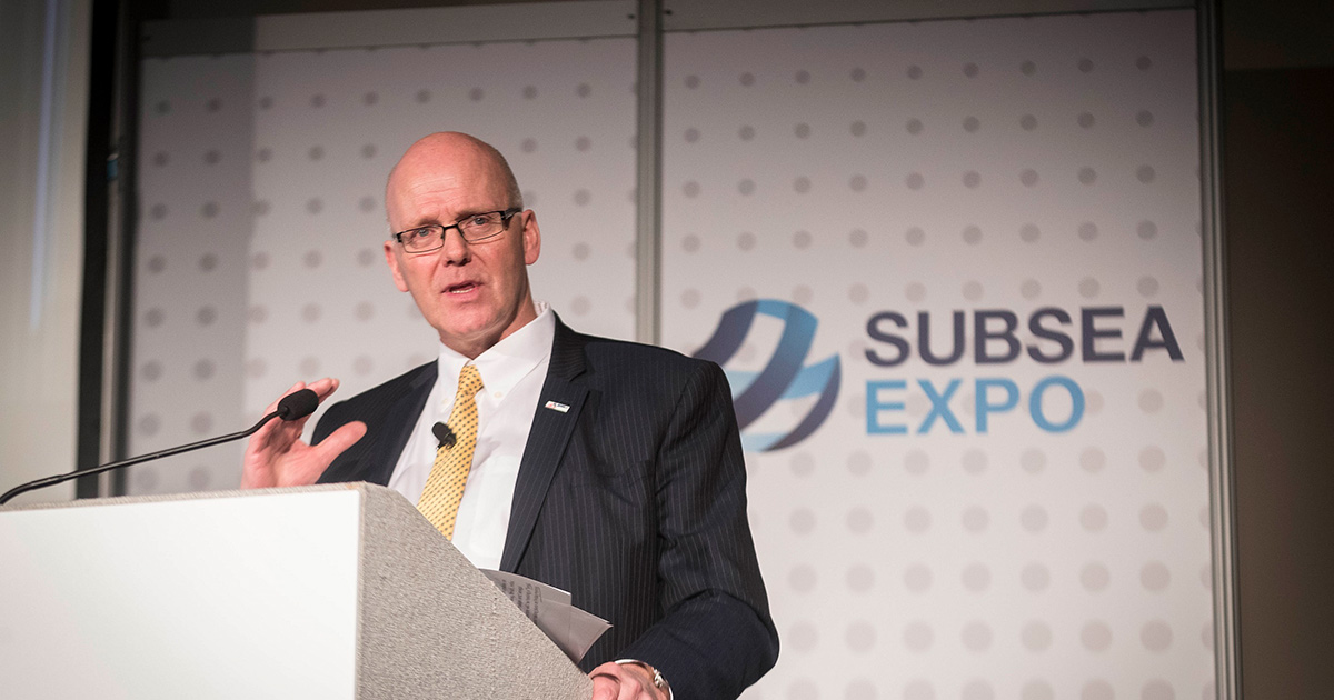 Subsea Expo 2020 Taking a Fresh Look at 'New Perspectives'