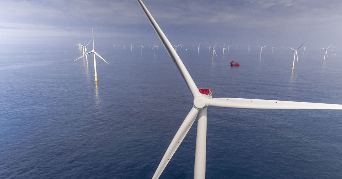 Vattenfall and SGRE Extend the Hollandse Kust Zuid (HKZ) Turbine Supply