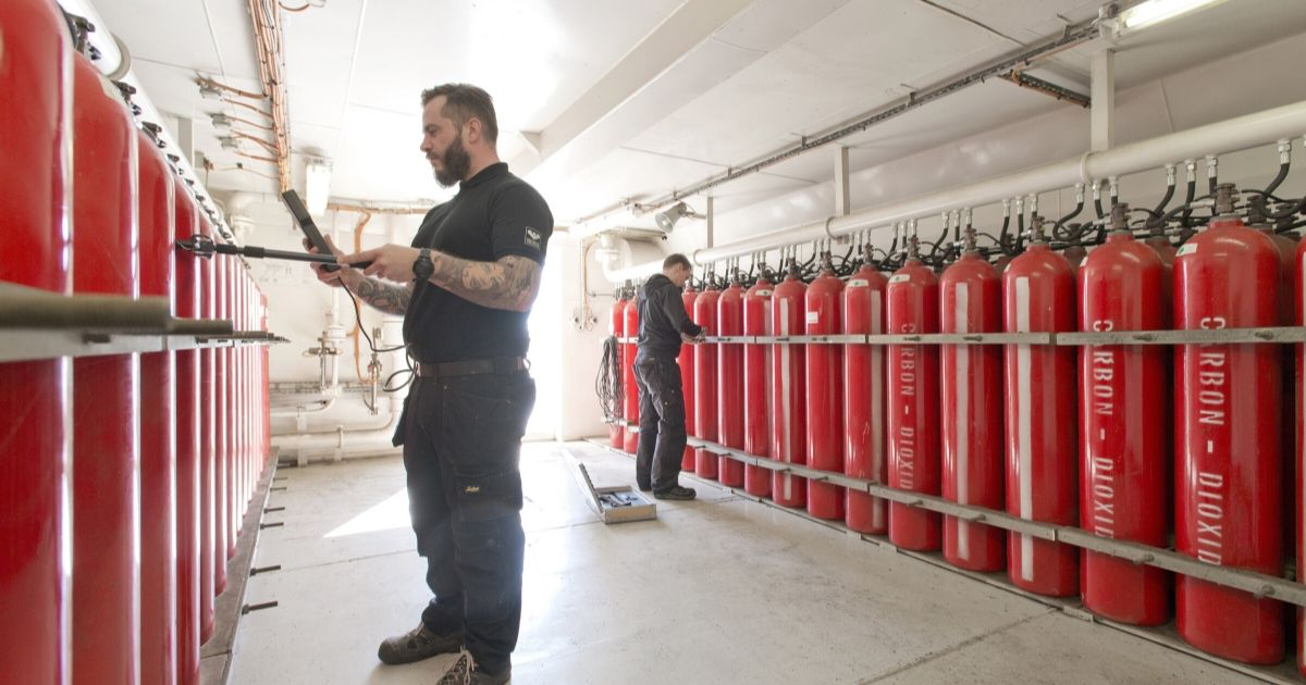 VIKING Acquires the Fire Safety Division of Drew Marine