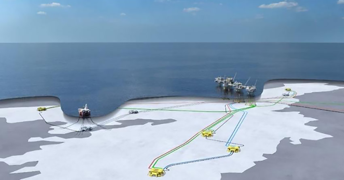 IKM Ocean Design Awarded Johan Sverdrup Contract