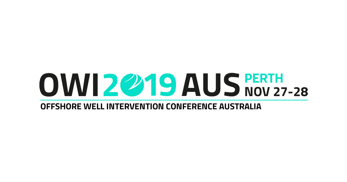 The Inaugural Australia Offshore Well Intervention Conference 2019