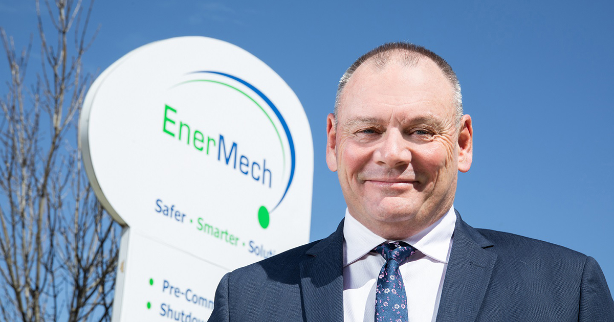 New Australian Chief for EnerMech