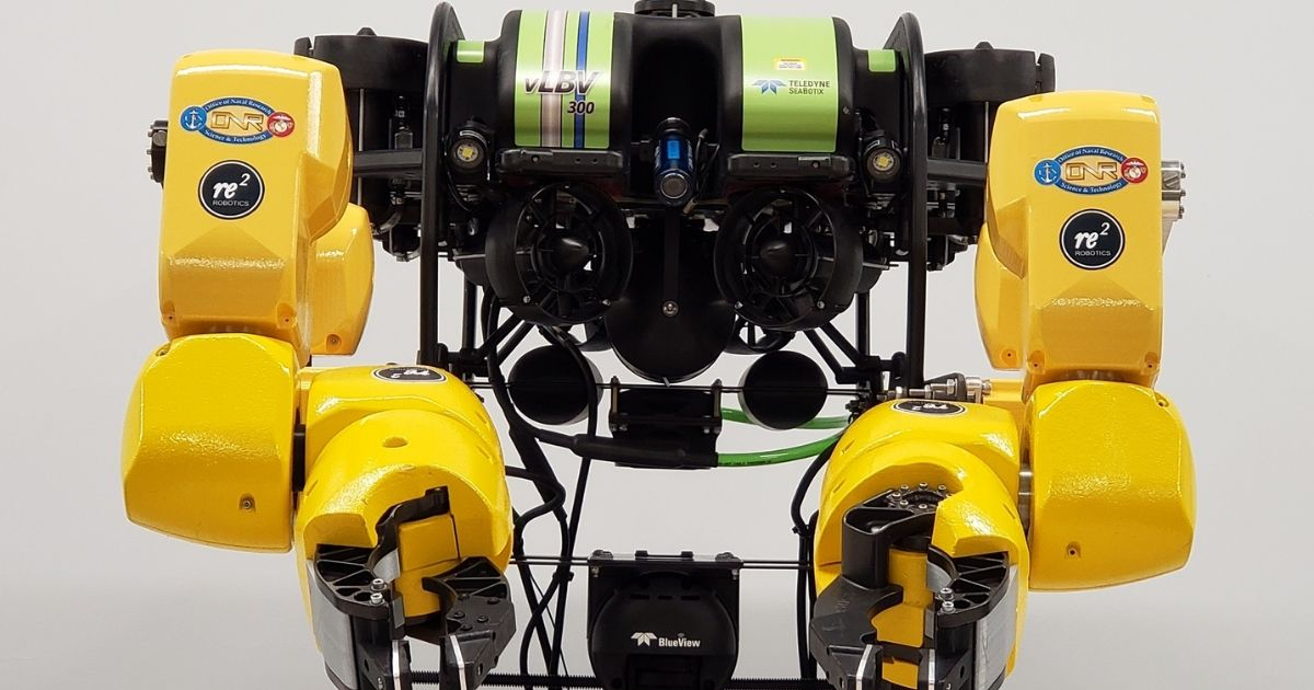 RE2 Robotics Receives Funding from US Navy