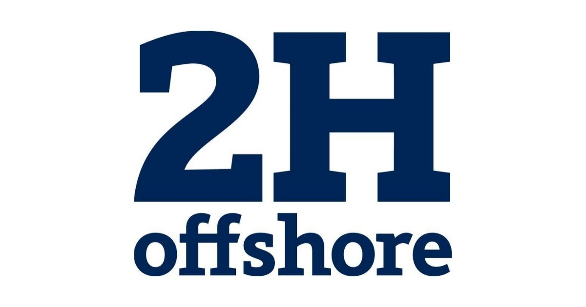 2H Offshore Installs Conductor Supported Platform Offshore Malaysia