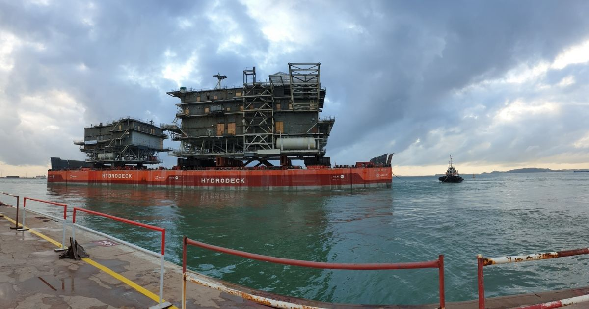 Hydro Deck Enables Efficiency for Offshore Windfarm Project