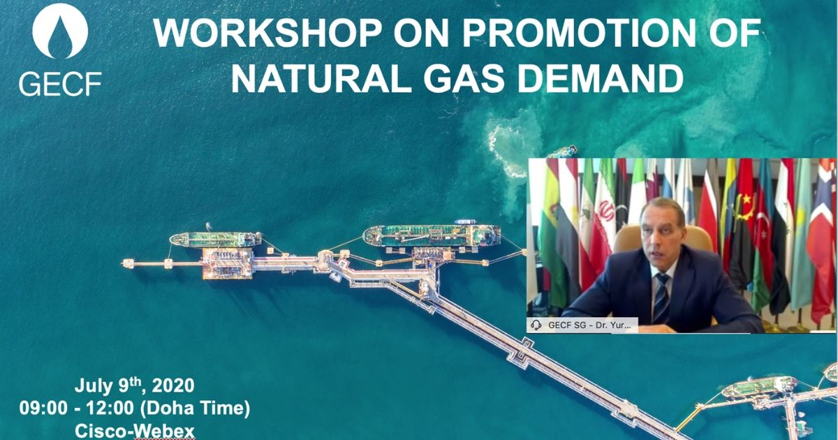 Natural Gas at a Turning Point: GECF Annual Workshop