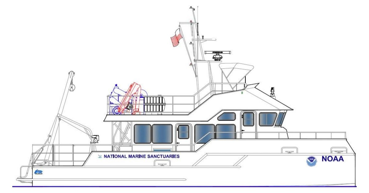 All American Marine to Build Research Vessel for NOAA
