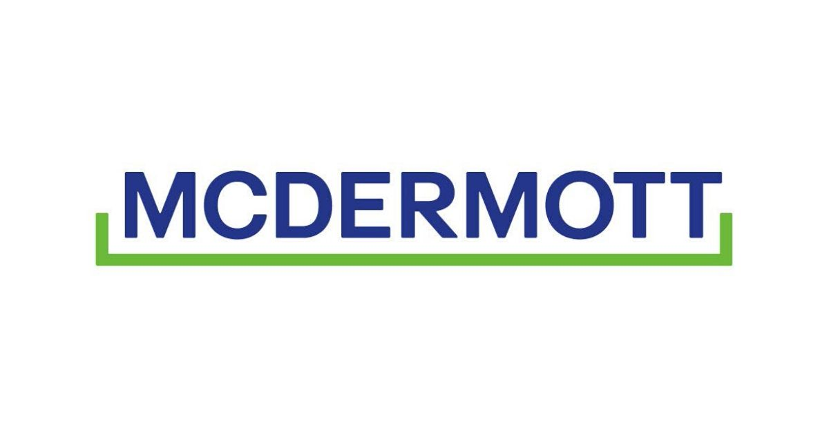 McDermott Appoint Senior VP for Its EMEA Region