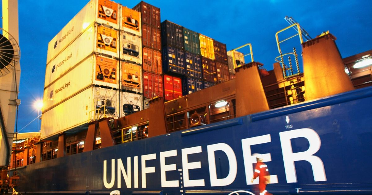 Unifeeder Contracts We4Sea For Fleetwide Vessel Performance Monitoring