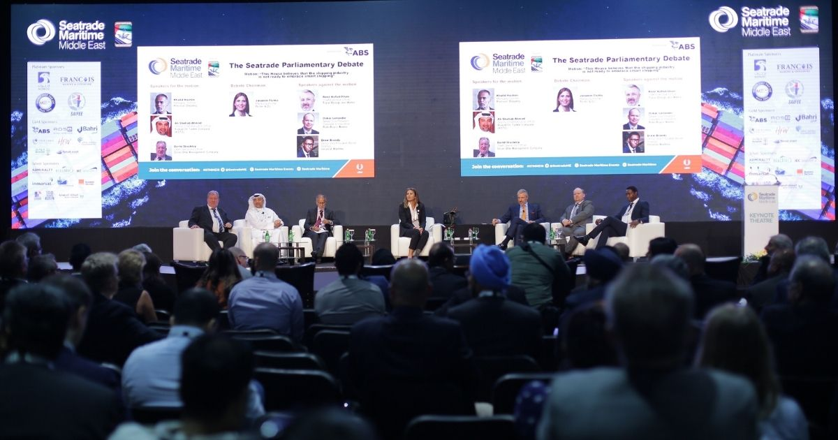 Seatrade Maritime Middle East Set to Make a Virtual Return