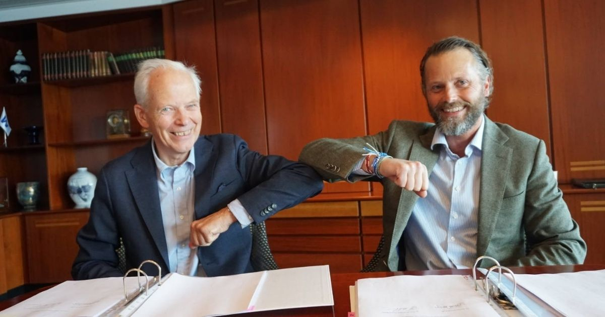 Wilhelmsen and Østensjø to Fast Track Growth of Renewable Energy Company Edda Wind