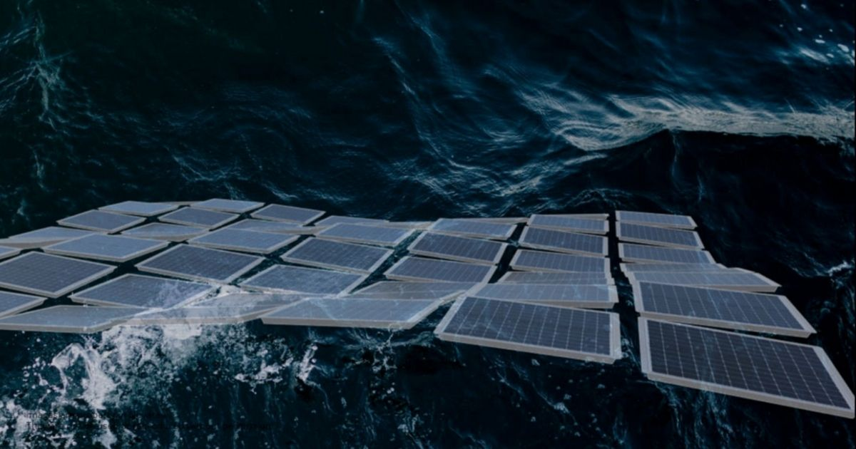 NOVACAVI's Cable Solution for Innovative Floating Solar Plant System