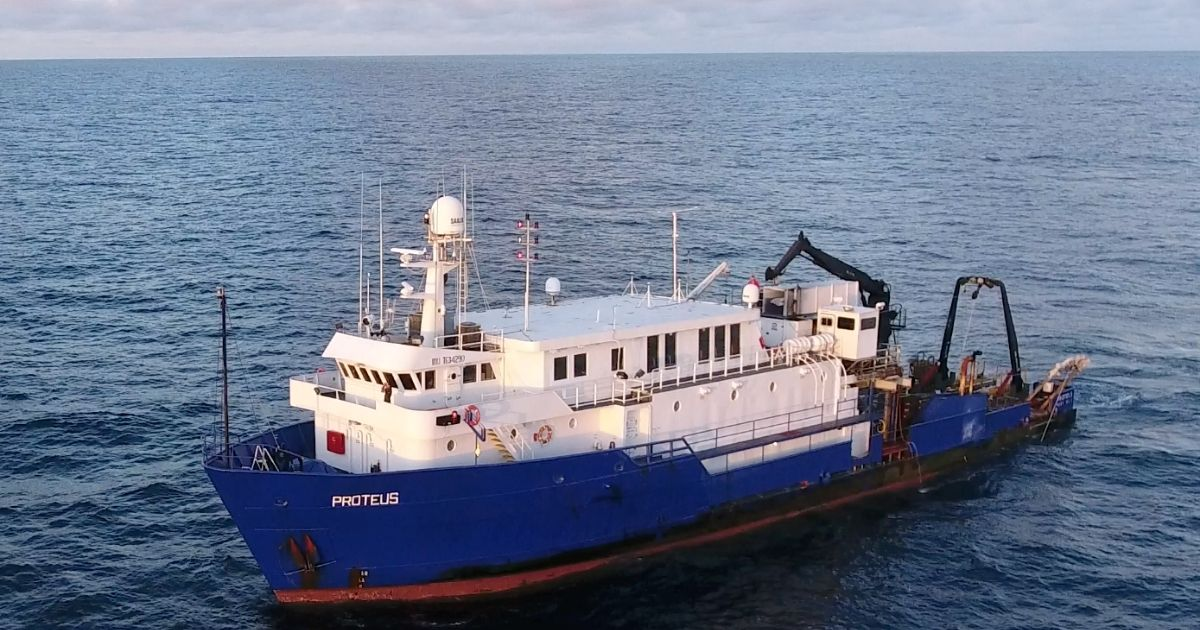 TDI-Brooks International Completes G&G Campaign Off Equatorial Guinea