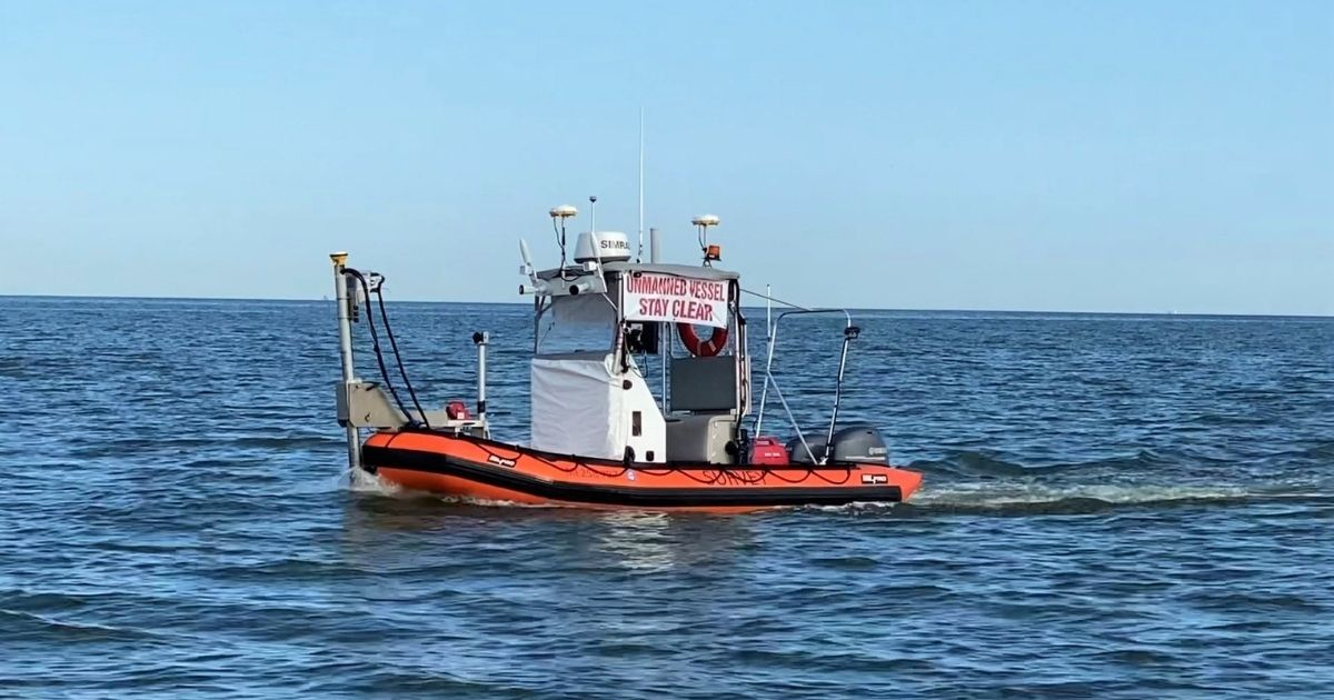 Sea Machines' Autonomy System to Survey Galveston Bay for NOAA