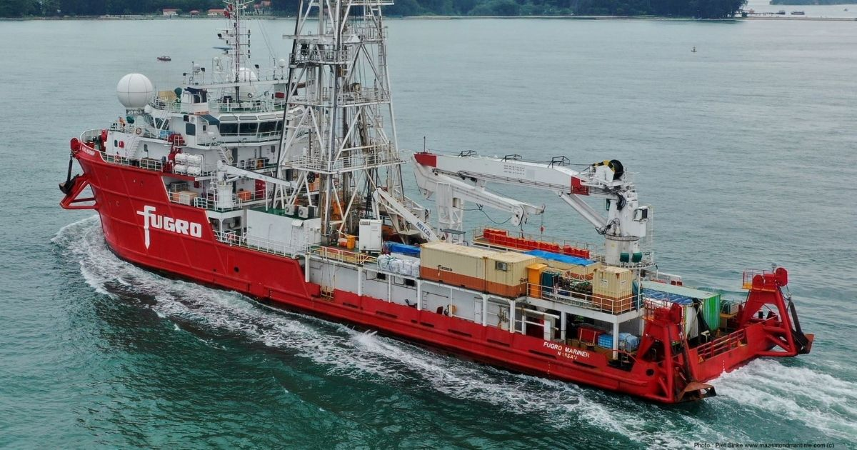 Fugro and NYK Team Up with OYO for Japan's Offshore Wind Industry