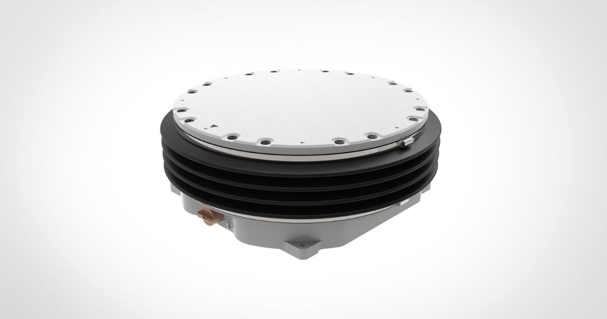 SOMAG AG Jena Providing Gyro Stabilization Mount for Offshore Wind Lidar