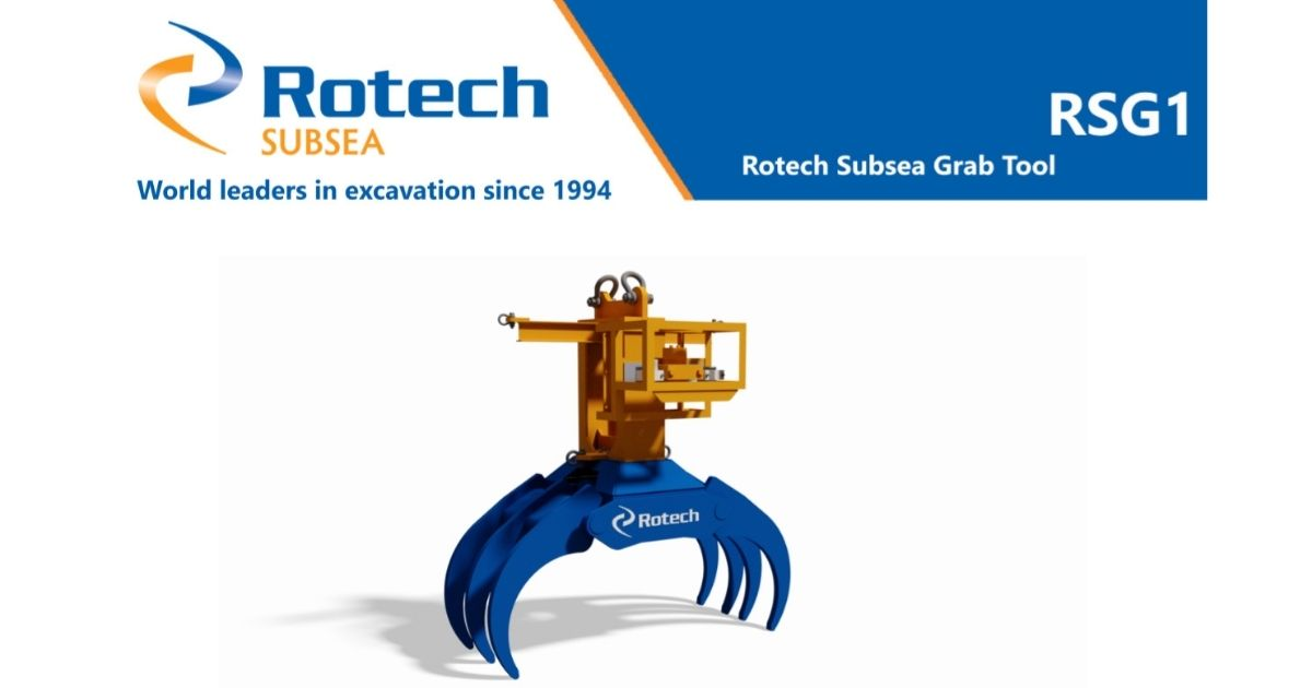Rotech Subsea Inks Major US Offshore Wind Contract