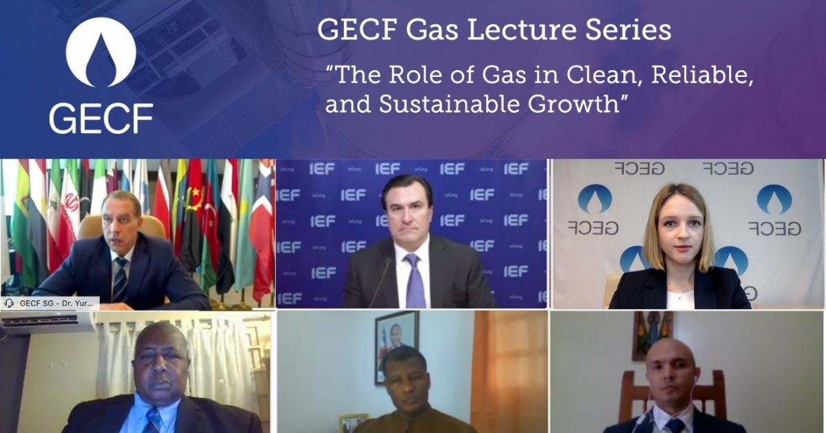 IEF SecGen McMonigle: Natural Gas has Vital Role in Energy Transition