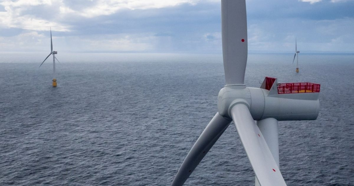 Equinor and Vårgrønn Team Up for Floating Wind at Utsira Nord