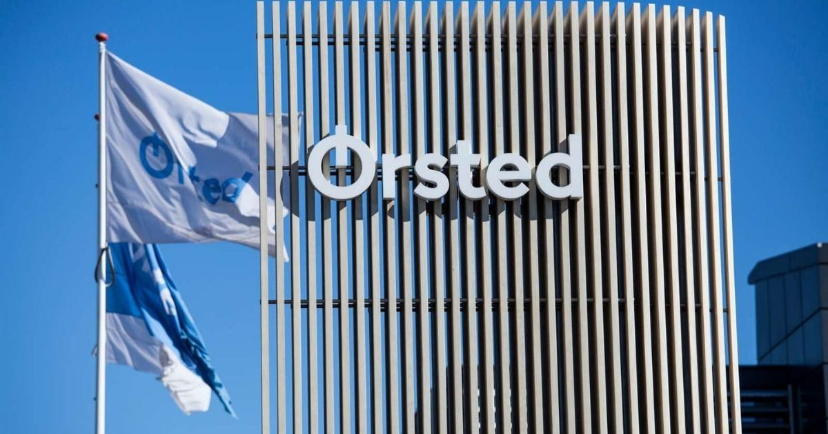 Ørsted Appoints Richard Hunter as Chief Operating Officer