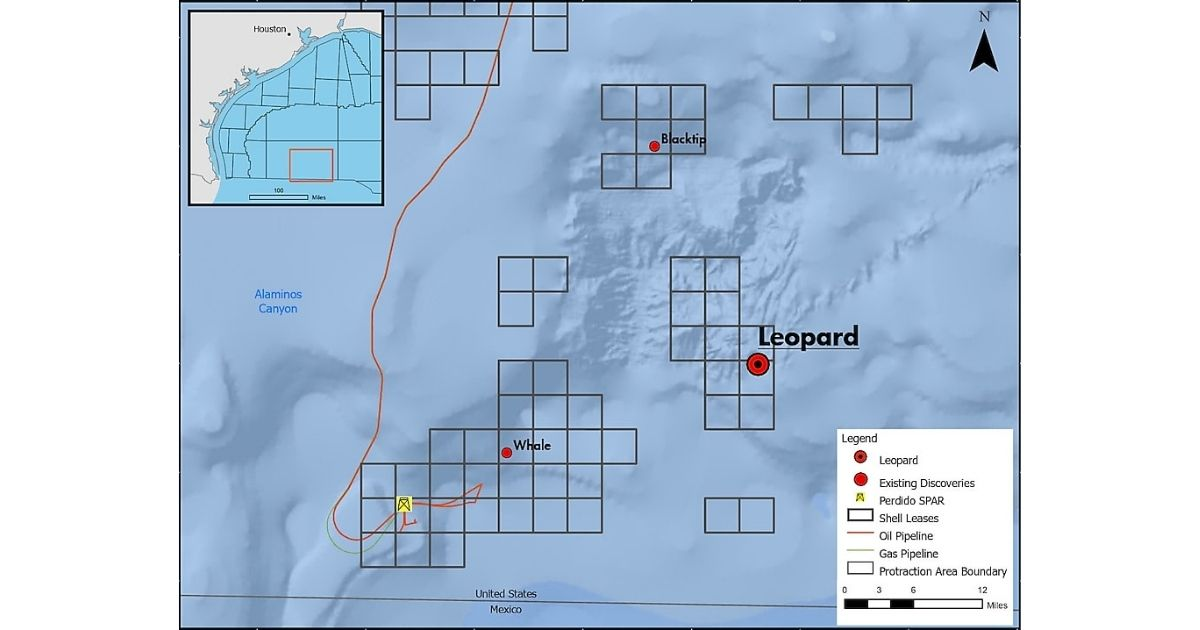 Shell Makes Significant Oil Discovery in the Gulf of Mexico